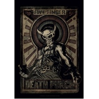 Five Finger Death Punch Mercenary Poster Flag