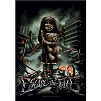 Escape The Fate Nightmare Poster Flag