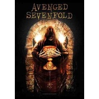 Avenged Sevenfold Golden Arch Poster Flag
