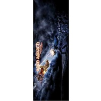 Amon Amarth Deceiver Of The Gods Door Poster Flag