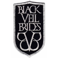 Black Veil Brides Badge Logo Patch