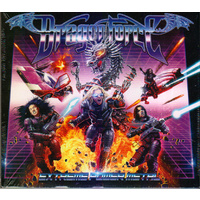 Dragonforce Extreme Power Metal CD Digipak