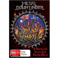 Metal Down Under DVD