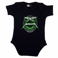Metallica Fuel Baby Bodysuit
