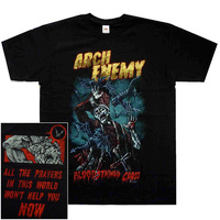 Arch Enemy Bloodstained Cross XXL Shirt