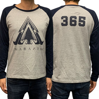 Amaranthe Symbol Baseball Long Sleeve Shirt