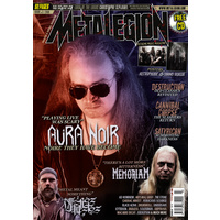 Metalegion Magazine Issue 3 + Bonus CD