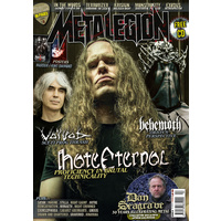 Metalegion Magazine Issue 4 + Bonus CD