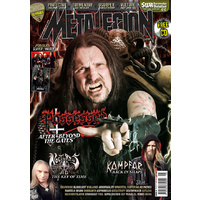 Metalegion Magazine Issue 5 + Bonus CD
