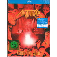 Anthrax Chile On Hell Blu-ray 2CD