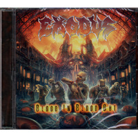 Exodus Blood In Blood Out CD