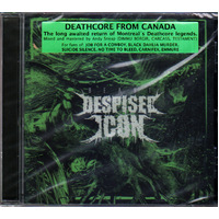 Despised Icon Beast CD