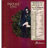 Paradise Lost Medusa CD Limited Edition Digibook