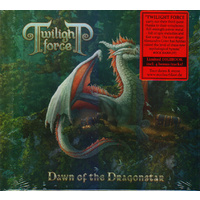 Twilight Force Dawn Of The Dragonstar CD Digibook