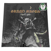 Grand Magus Wolf God LP Vinyl Record