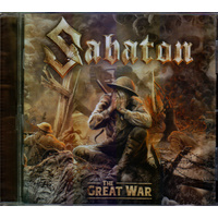 Sabaton The Great War CD