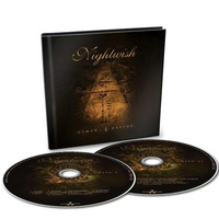 Nightwish Human Nature 2 CD Deluxe Mediabook