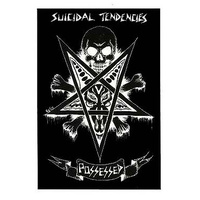 Suicidal Tendencies Possessed Logo Sticker