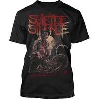 Suicide Silence Grave Shirt