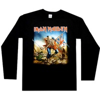Iron Maiden Trooper Long Sleeve Shirt