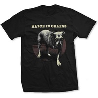 Alice In Chains Three Legged Dog Shirt