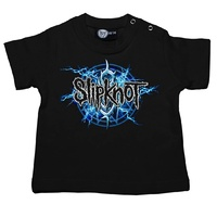 Slipknot Electric Blue Baby T-shirt 0-18 Months
