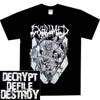 Exhumed Casket Krusher Shirt