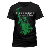 Rage Against The Machine Liberty Shirt