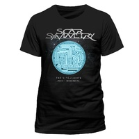 Scar Symmetry Singularity Shirt