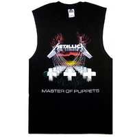Metallica Master Of Puppets Muscle Shirt [Size: XXL]