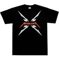 Metallica Mirrored MS Shirt
