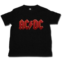 AC/DC Logo Kids T-shirt 2-13 Years [Size: 128 (8-9 years)]