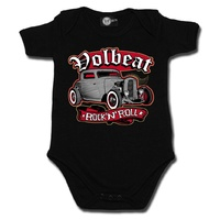 Volbeat Rock N Roll Baby Bodysuit