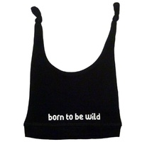Born To Be Wild Baby Hat