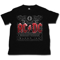 AC/DC Black Ice Kids T-shirt 2-13 Years