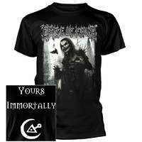 Cradle Of Filth Yours Immortally Shirt