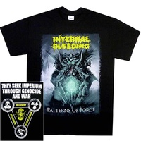 Internal Bleeding Patterns Of Force Shirt