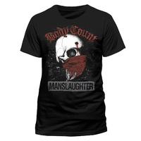 Body Count Manslaughter Shirt
