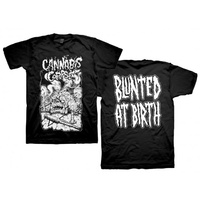 Cannabis Corpse Blunted At Birth Shirt