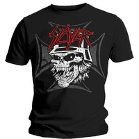 Slayer Graphic Skull Shirt