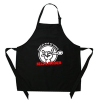 Metal Kid Hells Kitchen Cooking Apron (3-10 years)