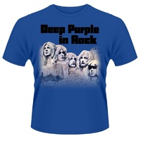 Deep Purple In Rock Shirt