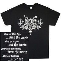 Dark Funeral Blind The World Shirt