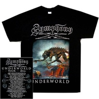 Symphony X Underworld Monster Shirt