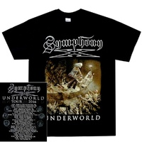 Symphony X Underworld Ship Shirt