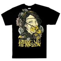 Bring Me The Horizon Lady Of Life Shirt