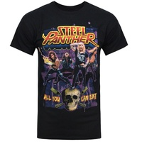Steel Panther All You Can Eat Shirt