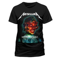 Metallica Hardwired Album Shirt