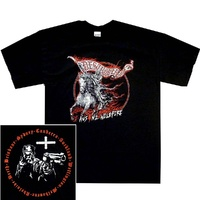 Destroyer 666 Wildfire Tour Shirt