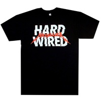 Metallica Hardwired Glitch Shirt